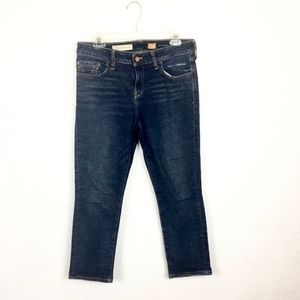 Pilcro and the Letterpress Jeans - 🌸Pilcro & the Letterpress Stet Skinny Crop Jeans